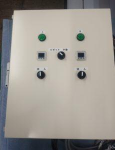 制御盤の写真