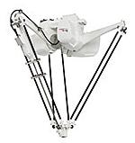 パラレルリンクロボットの写真