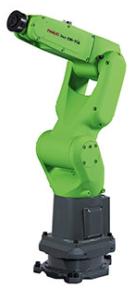 協働ロボットの写真