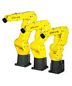 垂直多関節ロボットの写真