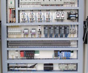 中村電機の制御盤