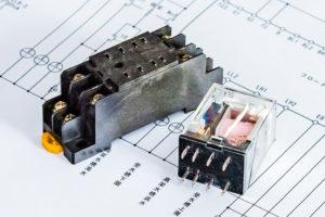 電気機器の写真